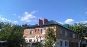 В Пестрецах в шестидесятилетнем доме начался капитальный ремонт