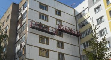 В Заинске завершился капремонт многоэтажек