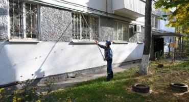 В Казани завершают капремонт дома по улице Мавлютова