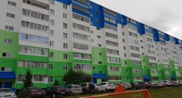 В Казани за три года сделали капитальный ремонт в 757 домах на сумму 5 млрд рублей