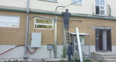 В Казани многоквартирный дом оборудовали современными технологиями для слабовидящих
