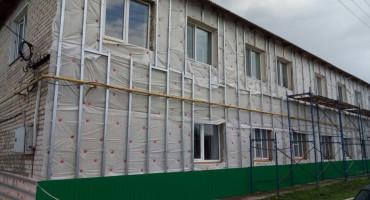 В пгт.Аксубаево отремонтировали 53 многоэтажных дома