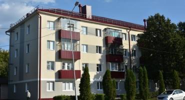 В Заинске завершается капитальный ремонт многоквартирных домов